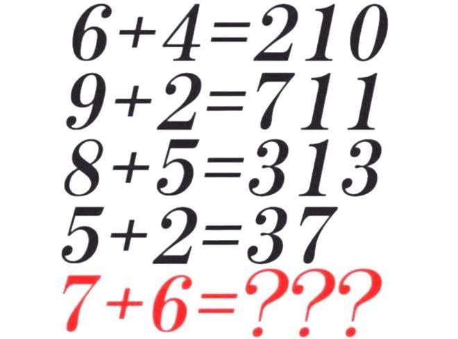 ảnh toán đố,câu đố toán học,câu đố khó