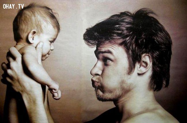 ảnh tình yêu của ba,tình cha