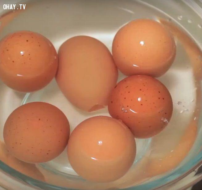 ảnh bánh trứng,mẹo nhà bếp