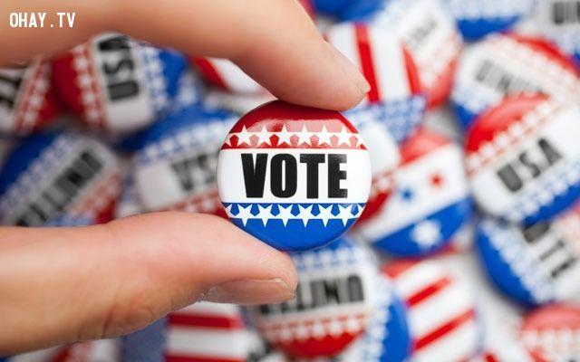 ảnh thương hiệu chính trị,chạy đua bầu cử,bầu cử
