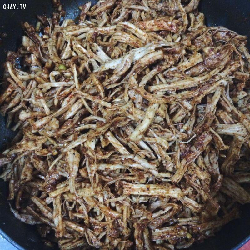 ảnh thịt bò khô,khô bò,mẹo nhà bếp