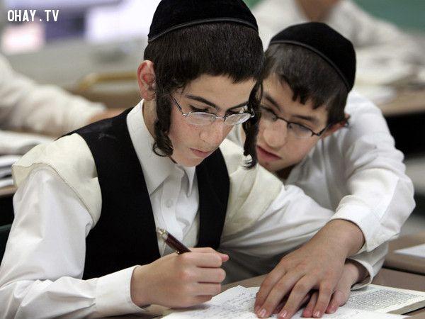 Người Do Thái dạy con3