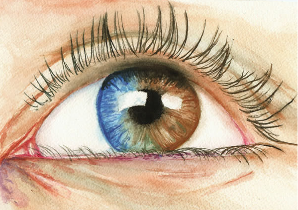 ảnh đôi mắt,những điều thú vị trong cuộc sống