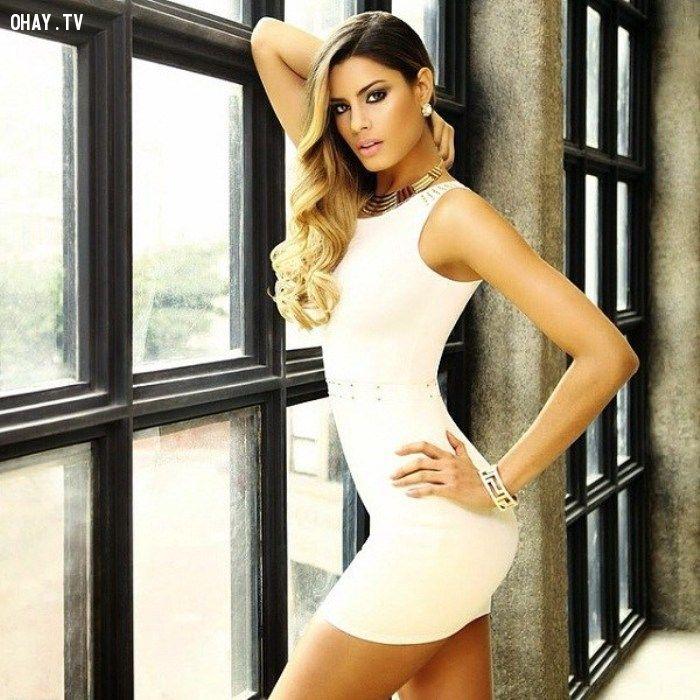 ảnh Ariadna Gutierrez,hoa hậu columbia