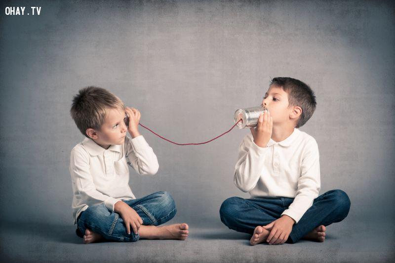 ảnh lời nói,giao tiếp,sức mạnh của lời nói