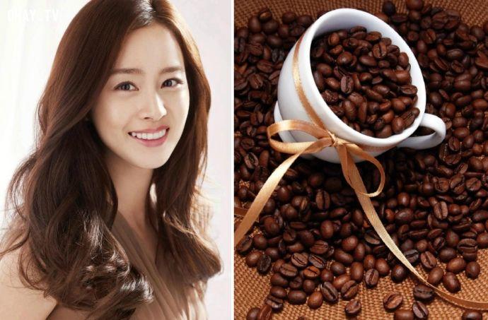Cà phê vừa giúp nhuộm tóc nâu đẹp vừa dưỡng tóc an toàn