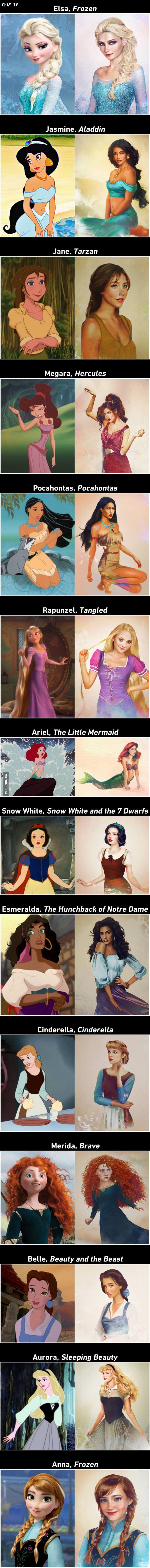 ảnh Disney,công chúa Disney,công chúa