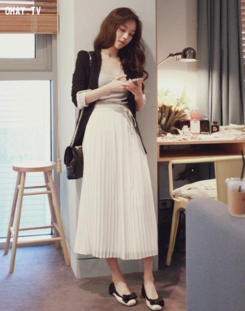 Tổng hợp 16 loại trang phục nên có trong tủ đồ của mọi cô gái để bạn luôn mặc đẹp