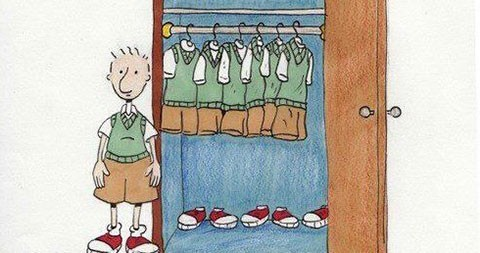 Tại sao nhiều người thành đạt thường mặc một kiểu trang phục giống nhau hằng ngày?