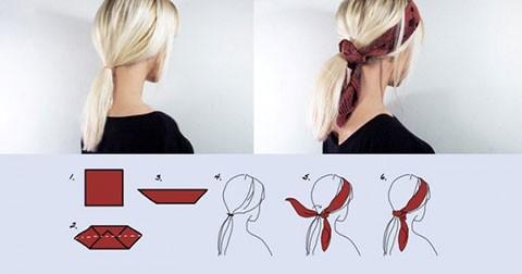 4 phong cách nên thử ngay với chiếc khăn choàng của bạn