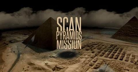 Dự án Quét Ai Cập: Bức màn bí mật sẽ dần hé lộ?