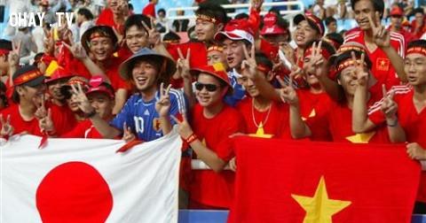 Chiến thắng Nhật Bản - Việt Nam xuất sắc giành vé vào World Cup