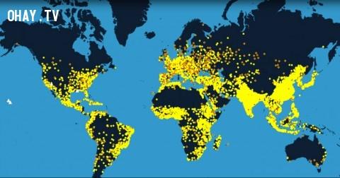 Dân số thế giới đã tăng từ 170 triệu người lên 7,4 tỷ người như thế nào?
