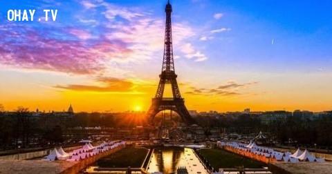 """Top 20 thành phố """"hút"""" khách du lịch nhất thế giới"""