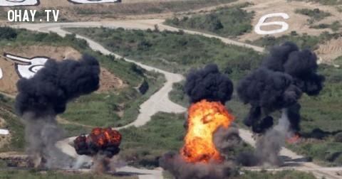 Mỹ và Hàn Quốc thiết lập 'trò chơi chiến tranh' lớn nhất chưa từng có.