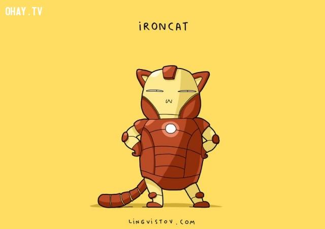 IronCat!,
