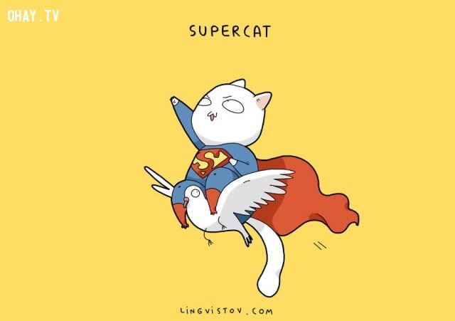 SuperCat!,