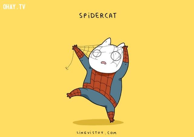 SpiderCat!,