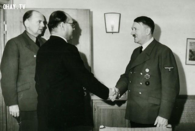 2. Netaji Subhash Chandra Bose gặp Hitler năm 1940,khoảnh khắc lịch sử,ấn tượng lịch sử