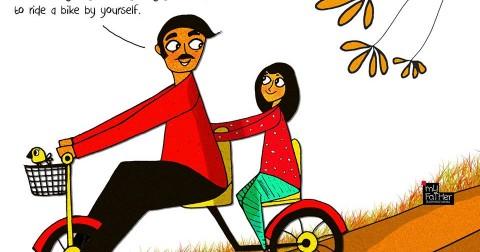 18 bài học làm người bố dạy con gái
