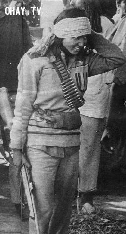 4. Phoolan Devi, Nữ tướng cướp của Ấn Độ, vào đầu năm 1980.,khoảnh khắc lịch sử,ấn tượng lịch sử