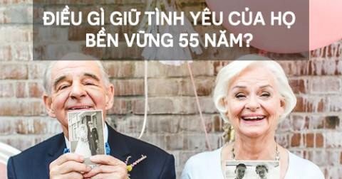 Tình yêu sau 55 năm kết hôn, liệu có thể?
