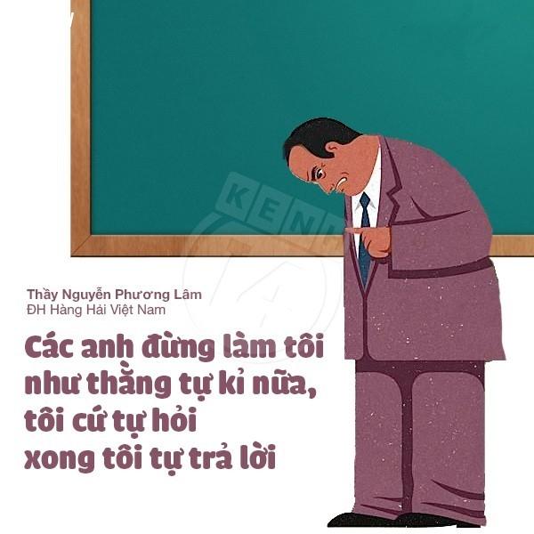 Đừng để Thầy bị tự kỷ.,thầy cô,bá đạo,hài hước,cười,học sinh