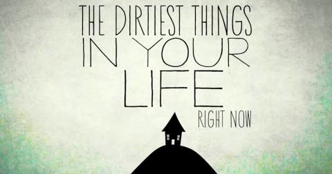 Những thứ dơ bẩn nhất xung quanh bạn