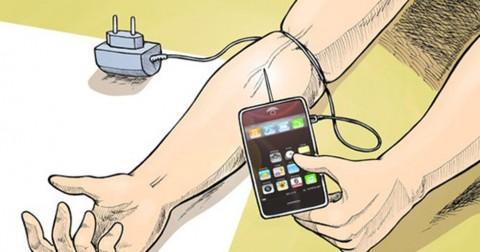 10 dấu hiệu cho thấy bạn đang là nô lệ của công nghệ hiện đại