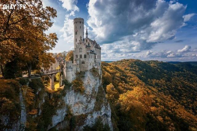 7. Lichtenstein Castle, Đức,địa danh,điểm đến du lịch