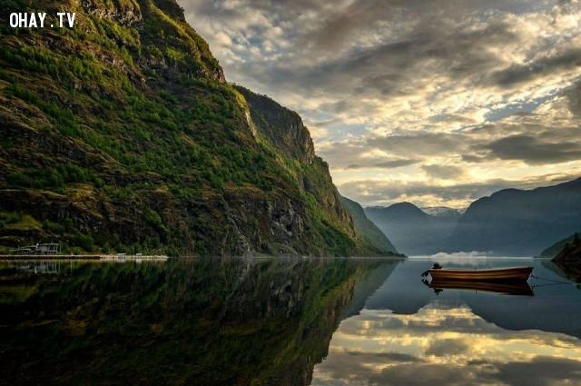 2. Flåm, Na Uy,địa danh,điểm đến du lịch