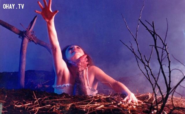 The Evil Dead(Mỹ, 1981),