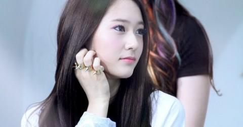 Krystal vẻ đẹp độc đáo của làng nhạc Kpop