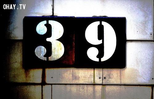 39  là con số đáng sợ ở Afghanistan,những con số xui xẻo,số ám ảnh đáng sợ,khám phá