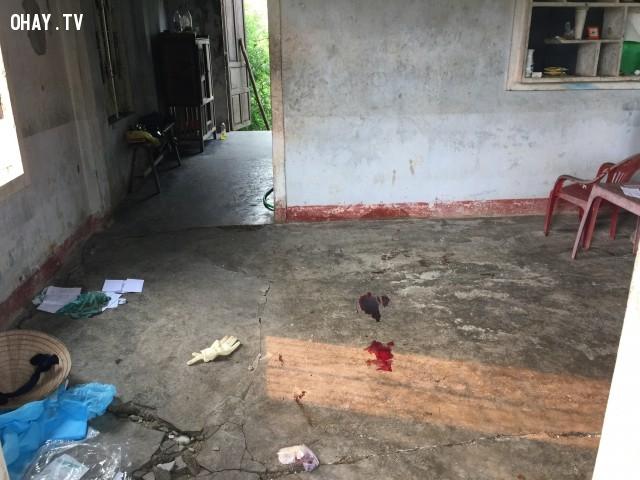 ,Nghịch tử giết mẹ,Nguyễn Văn Tài,Trần Thị Giỏi,say rượu đánh mẹ,cắt tay tự sát