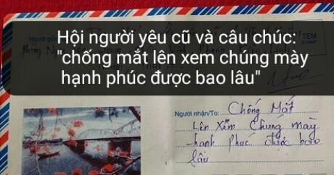 Những phong bì cưới bá đạo nhất Việt Nam
