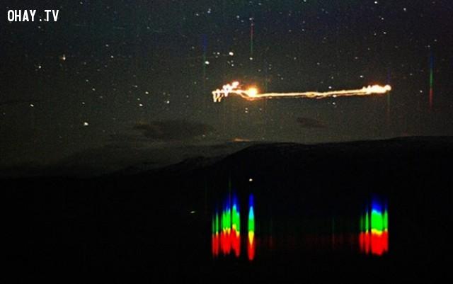 Ánh sáng kỳ lạ ở Hessdalen (Na Uy),