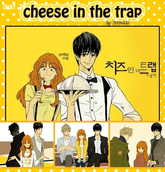 Cheese in the trap – Bẫy tình yêu (2016),drama,movie,phim hàn,chuyển thể,webtoon