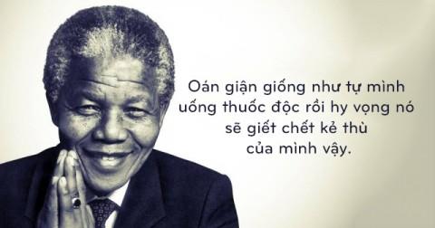 15 câu nói truyền cảm hứng của Cựu Tổng thống Nelson Mandela
