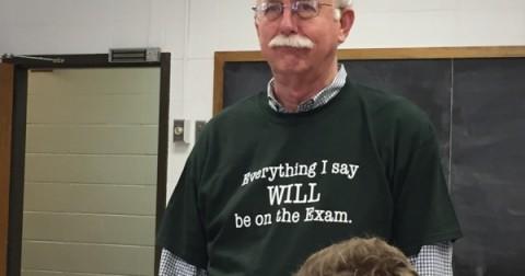 Những giáo viên dễ thương nhất quả đất