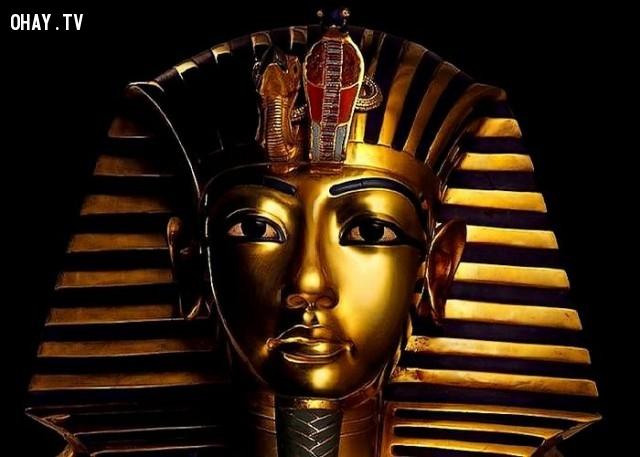Pharaoh Tutankhamun và những bí ẩn mở ra,Ai Cập,Vua,Pharaoh,Tutakhamun,Ai Cập cổ
