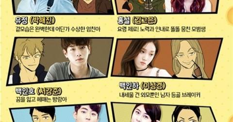Những bộ phim Hàn Quốc chuyển thể từ webtoon hay nhất