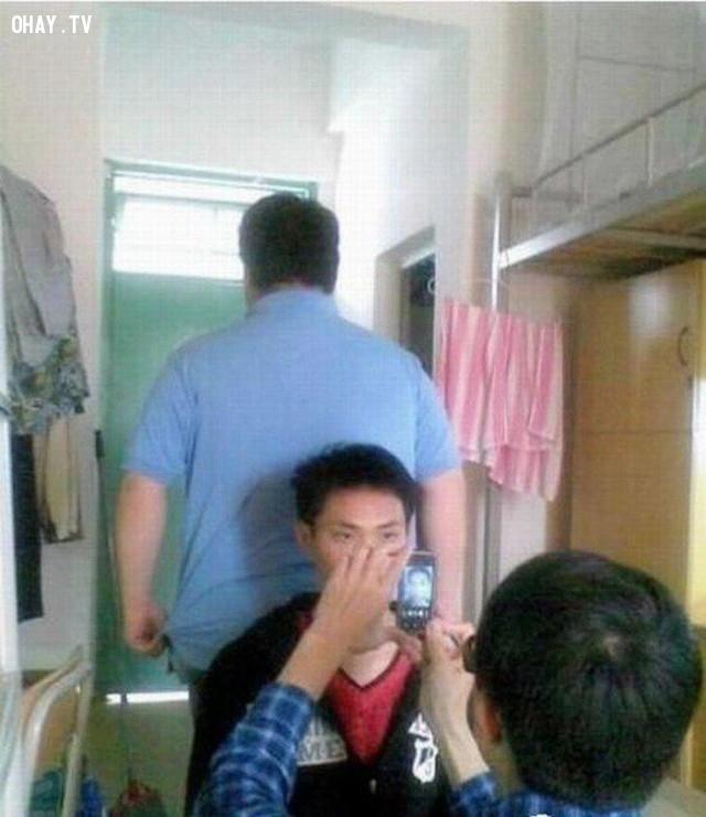 Những tấm lưng tựa Thái Binh Dương luôn là lựa chọn số 1!,ảnh thẻ,hậu trường chụp ảnh,hài hước,chụp ảnh thẻ bá đạo