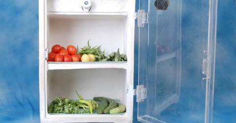 Người đàn ông bỏ học từ cấp 3 và chiếc tủ lạnh không cần dùng điện