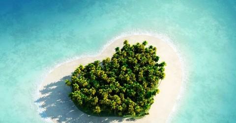 8 hòn đảo có hình thù kỳ lạ nổi tiếng thế giới