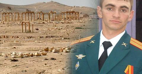 Lời thoại cuối cùng của một người lính Nga trước khi hy sinh để diệt ISIS