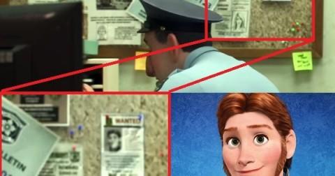 20 chi tiết ẩn cực kì thú vị trong những bộ phim hoạt hình Disney