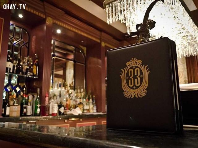 3. Club 33, Disneyland,bí ẩn,những khu vực bí ẩn