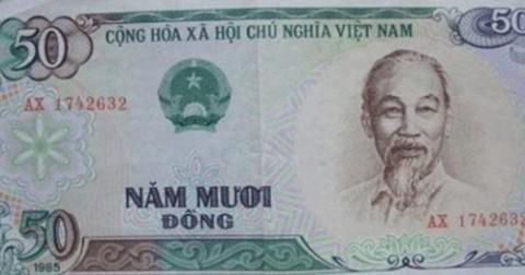 Mệnh giá tiền từng gợi nhớ về... tuổi thơ dữ dội!