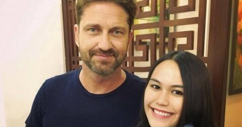 Vừa đặt chân đến Việt Nam, tài tử phim '300' Gerard Butler đã bị mất ví